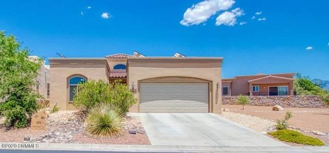 4114 Galicia Way, Las Cruces, NM 88011 (MLS #2001858) :: Arising Group Real Estate Associates