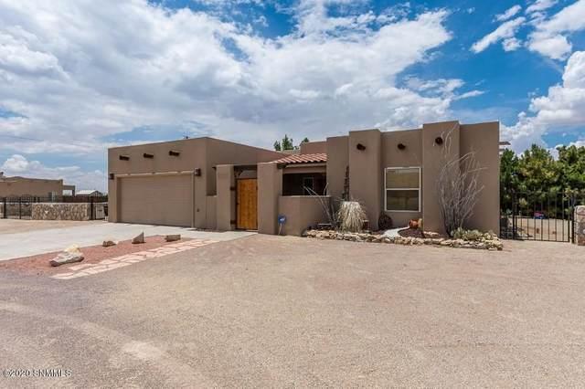 5065 Comanche Trail, Las Cruces, NM 88012 (MLS #2001863) :: Arising Group Real Estate Associates