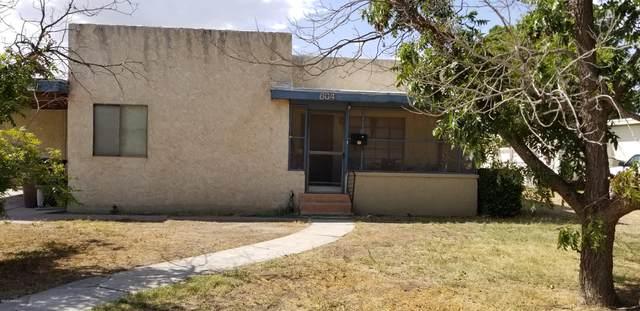 604 El Prado Avenue, Las Cruces, NM 88005 (MLS #2001864) :: Better Homes and Gardens Real Estate - Steinborn & Associates