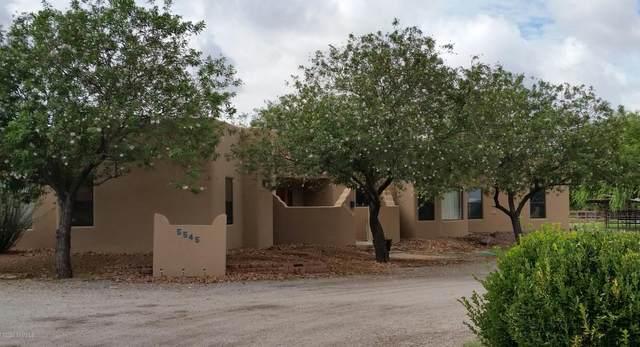 5545 Tres Sendas Road, Las Cruces, NM 88005 (MLS #2001871) :: Better Homes and Gardens Real Estate - Steinborn & Associates