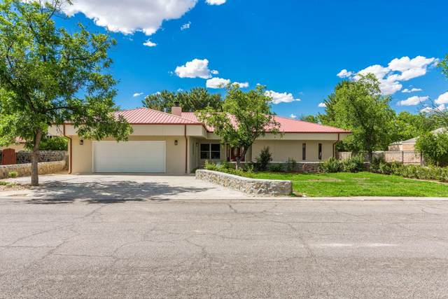 135 Los Nogales Drive, Las Cruces, NM 88001 (MLS #2001903) :: Better Homes and Gardens Real Estate - Steinborn & Associates