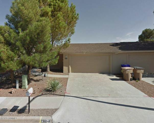 2361-A Saturn Circle, Las Cruces, NM 88012 (MLS #2001934) :: Agave Real Estate Group
