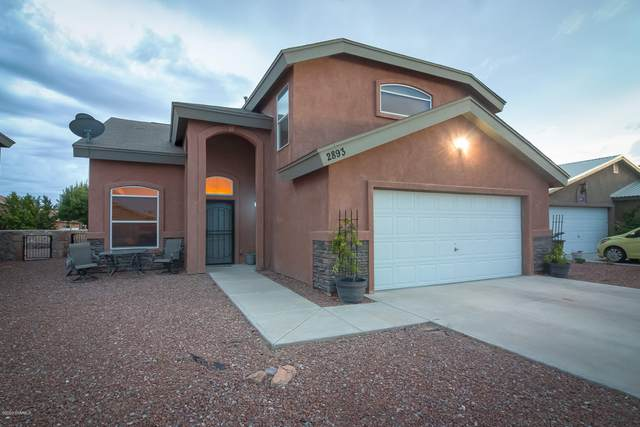 2893 San Elizario Court, Las Cruces, NM 88007 (MLS #2001950) :: Better Homes and Gardens Real Estate - Steinborn & Associates