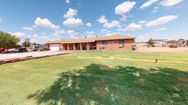420 Bar X Road, Mesilla Park, NM 88047 (MLS #2001975) :: Las Cruces Real Estate Professionals