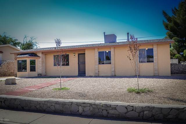 1978 Poplar Avenue, Las Cruces, NM 88001 (MLS #2001987) :: Agave Real Estate Group
