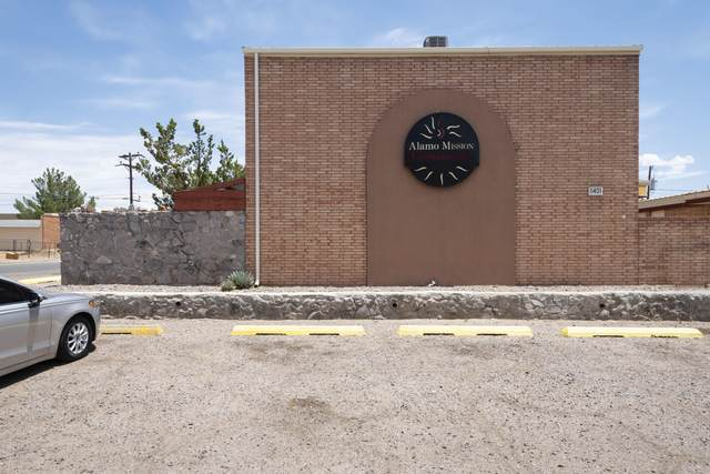 1401 Alamo Street D, Las Cruces, NM 88001 (MLS #2002012) :: Agave Real Estate Group