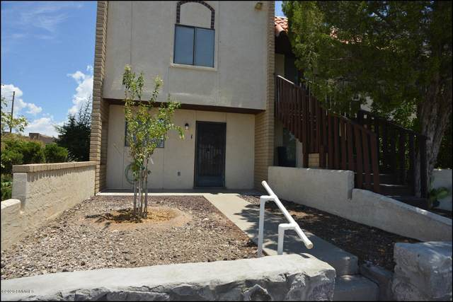2930 Claude Dove Drive #1, Las Cruces, NM 88011 (MLS #2002016) :: Agave Real Estate Group