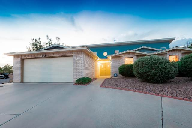 331 Wall Avenue, Las Cruces, NM 88001 (MLS #2002023) :: Agave Real Estate Group