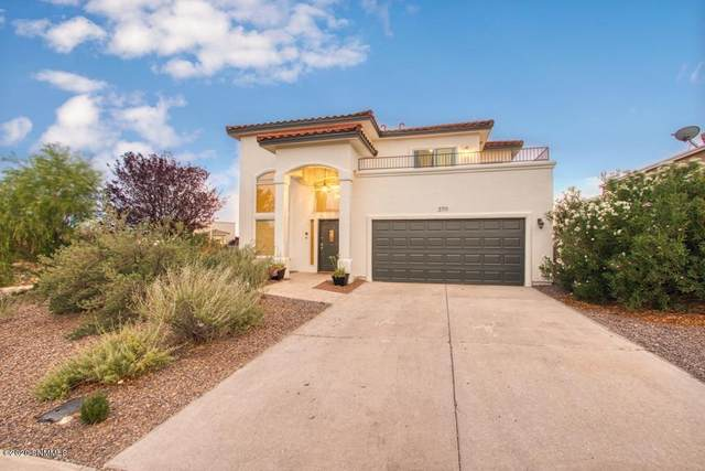 3711 Ascencion Circle, Las Cruces, NM 88012 (MLS #2002031) :: Agave Real Estate Group