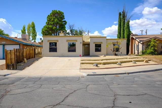 1989 Buchanan Avenue, Las Cruces, NM 88001 (MLS #2002041) :: Agave Real Estate Group