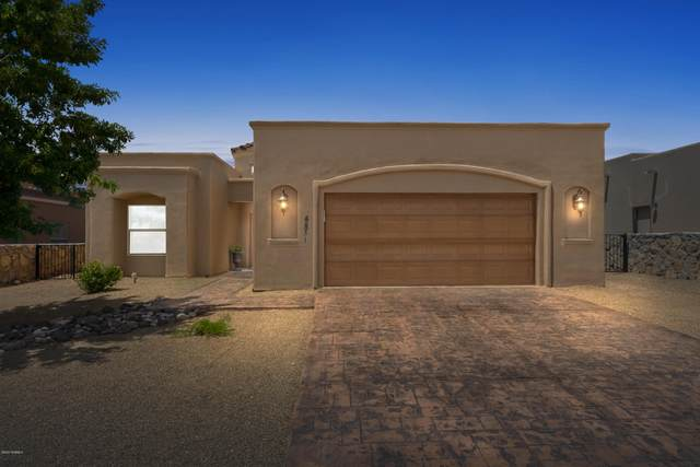 4531 Maricopa Circle, Las Cruces, NM 88011 (MLS #2002055) :: Agave Real Estate Group