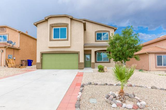 4724 Zeno Place, Las Cruces, NM 88012 (MLS #2002067) :: Better Homes and Gardens Real Estate - Steinborn & Associates