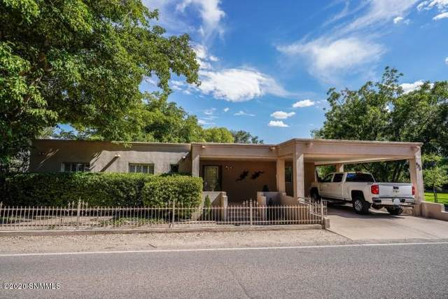 665 Watson Lane, Las Cruces, NM 88005 (MLS #2002073) :: Better Homes and Gardens Real Estate - Steinborn & Associates