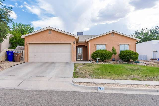 764 Indian Hollow Road, Las Cruces, NM 88011 (MLS #2002075) :: Arising Group Real Estate Associates