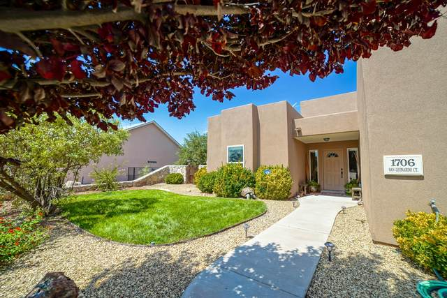 1706 San Leonardo Court, Las Cruces, NM 88005 (MLS #2002077) :: Better Homes and Gardens Real Estate - Steinborn & Associates