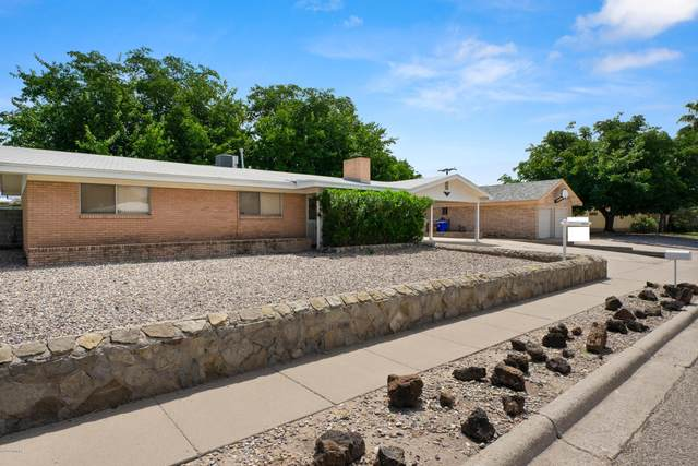 2065 Thomas Drive, Las Cruces, NM 88001 (MLS #2002081) :: Agave Real Estate Group