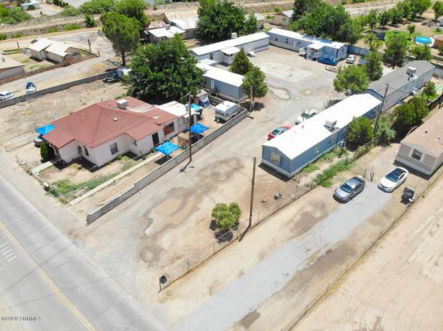 365 Armstrong, Las Cruces, NM 88005 (MLS #2002084) :: Better Homes and Gardens Real Estate - Steinborn & Associates