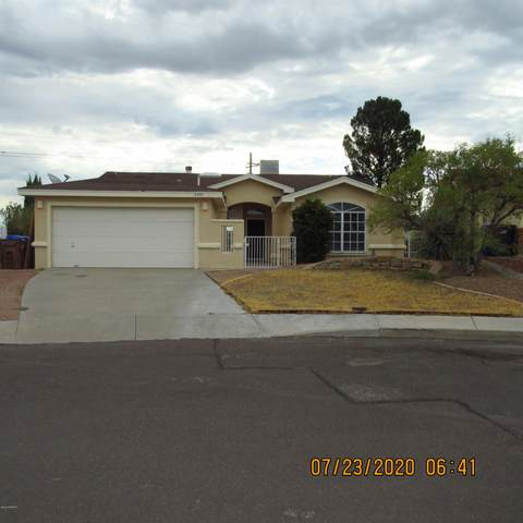 5091 Emerald Street, Las Cruces, NM 88012 (MLS #2002099) :: Agave Real Estate Group