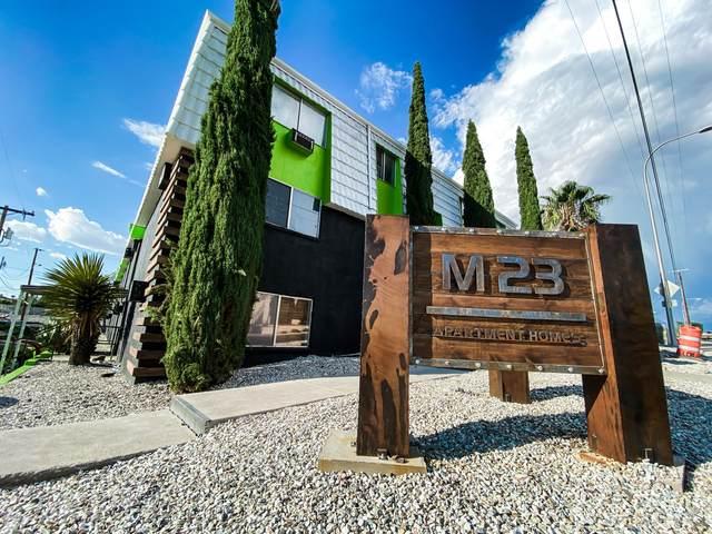 2223 Missouri Avenue, Las Cruces, NM 88001 (MLS #2002135) :: Arising Group Real Estate Associates