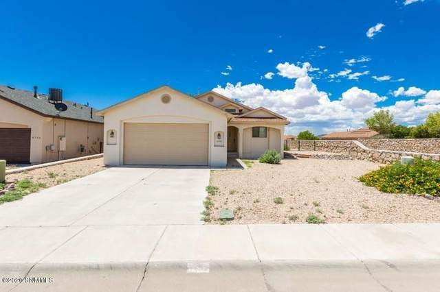 4745 Whitney Place, Las Cruces, NM 88012 (MLS #2002150) :: Agave Real Estate Group