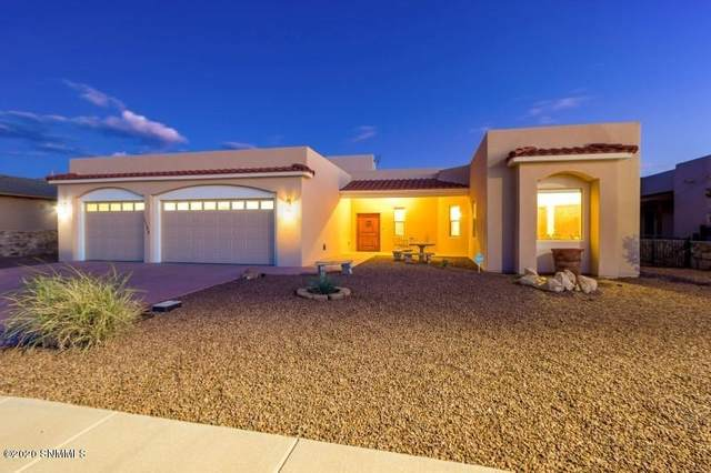 2184 Sedona Hills Parkway, Las Cruces, NM 88011 (MLS #2002151) :: Agave Real Estate Group