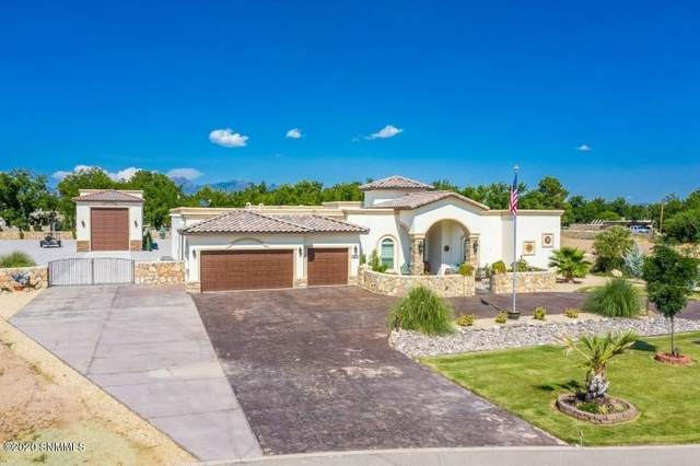 2635 Mesilla Acres, Las Cruces, NM 88005 (MLS #2002152) :: Better Homes and Gardens Real Estate - Steinborn & Associates