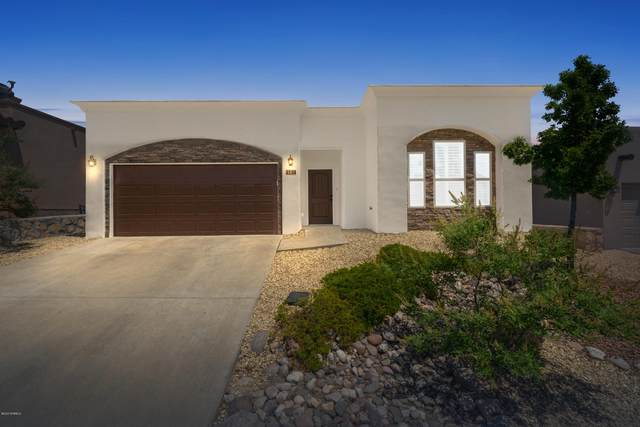 4204 Franzia Road, Las Cruces, NM 88011 (MLS #2002160) :: Better Homes and Gardens Real Estate - Steinborn & Associates