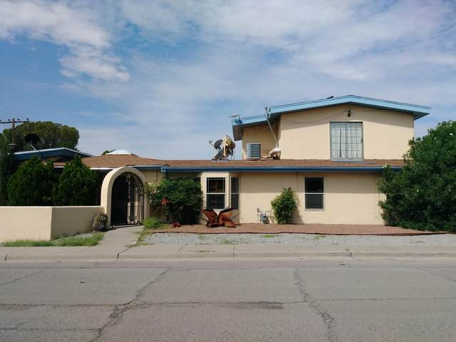 1448 Wofford Drive, Las Cruces, NM 88001 (MLS #2002161) :: Agave Real Estate Group