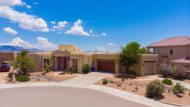 3022 Lookout Ridge Drive, Las Cruces, NM 88011 (MLS #2002165) :: Agave Real Estate Group