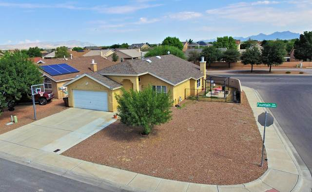 2874 Fountain Avenue, Las Cruces, NM 88007 (MLS #2002170) :: Better Homes and Gardens Real Estate - Steinborn & Associates