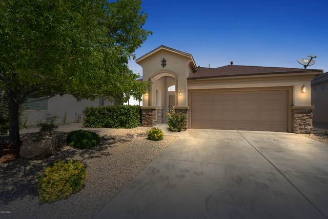 3961 Sombra Morada Road, Las Cruces, NM 88012 (MLS #2002199) :: Better Homes and Gardens Real Estate - Steinborn & Associates