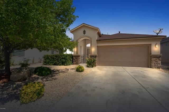 3961 Sombra Morada Road, Las Cruces, NM 88012 (MLS #2002199) :: Arising Group Real Estate Associates
