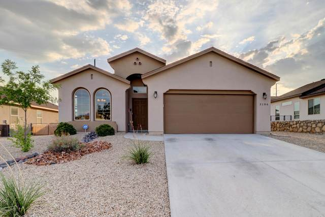 3106 Agua Ladoso Avenue, Las Cruces, NM 88012 (MLS #2002202) :: Agave Real Estate Group