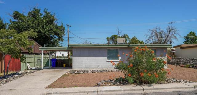 2121 Calle De Suenos, Las Cruces, NM 88001 (MLS #2002203) :: Better Homes and Gardens Real Estate - Steinborn & Associates