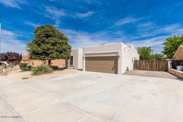 4468 Camino Dos Vidas, Las Cruces, NM 88012 (MLS #2002207) :: Better Homes and Gardens Real Estate - Steinborn & Associates