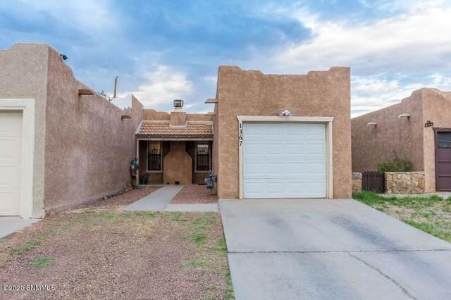 1367 Durazno Street, Las Cruces, NM 88001 (MLS #2002208) :: Better Homes and Gardens Real Estate - Steinborn & Associates