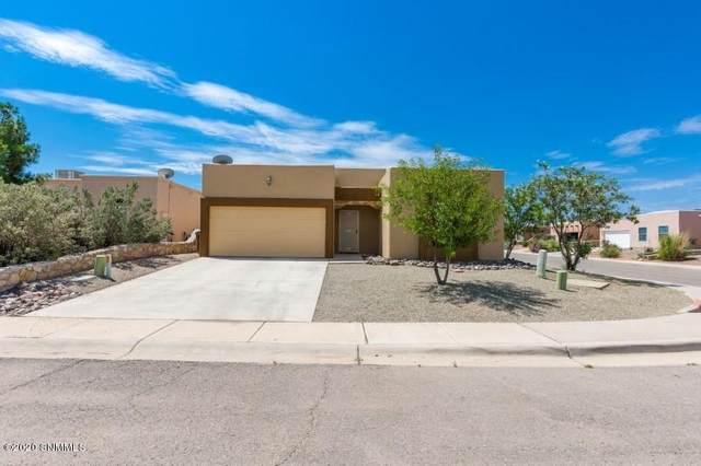 6410 Serrano Drive, Las Cruces, NM 88012 (MLS #2002209) :: Arising Group Real Estate Associates