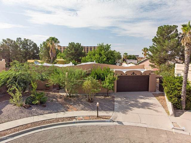 2822 Buena Vida Court, Las Cruces, NM 88011 (MLS #2002215) :: Agave Real Estate Group