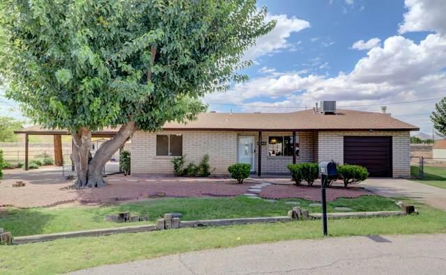 2675 La Luz Street, Las Cruces, NM 88007 (MLS #2002221) :: Las Cruces Real Estate Professionals