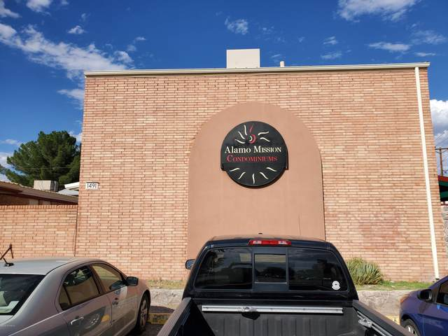 1491 Alamo Street Unit A, Las Cruces, NM 88001 (MLS #2002231) :: Agave Real Estate Group