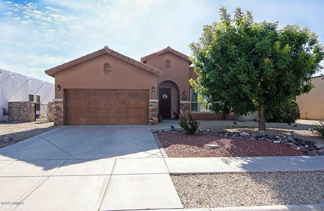 6034 Solstice Street, Las Cruces, NM 88012 (MLS #2002232) :: Better Homes and Gardens Real Estate - Steinborn & Associates