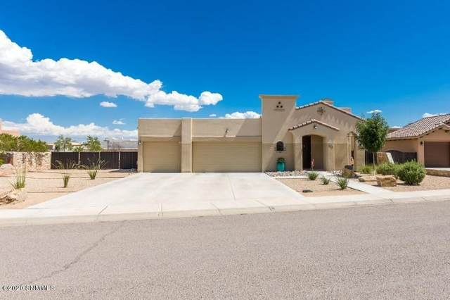 1415 San Bonifacio Arc, Las Cruces, NM 88005 (MLS #2002239) :: Agave Real Estate Group