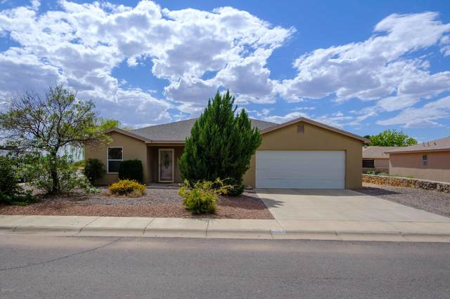 4207 Great Basin Lane, Las Cruces, NM 88011 (MLS #2002241) :: Agave Real Estate Group