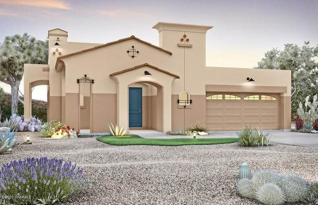4623 Monument Court, Las Cruces, NM 88011 (MLS #2002242) :: Las Cruces Real Estate Professionals