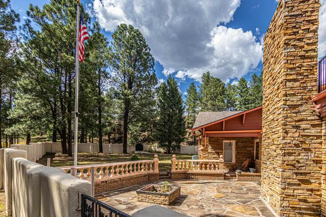 112 Cree Meadows Drive, Ruidoso, NM 88345 (MLS #2002244) :: Better Homes and Gardens Real Estate - Steinborn & Associates