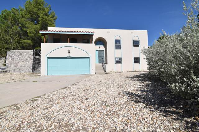 2205 Cimarron Drive, Las Cruces, NM 88011 (MLS #2002252) :: Better Homes and Gardens Real Estate - Steinborn & Associates