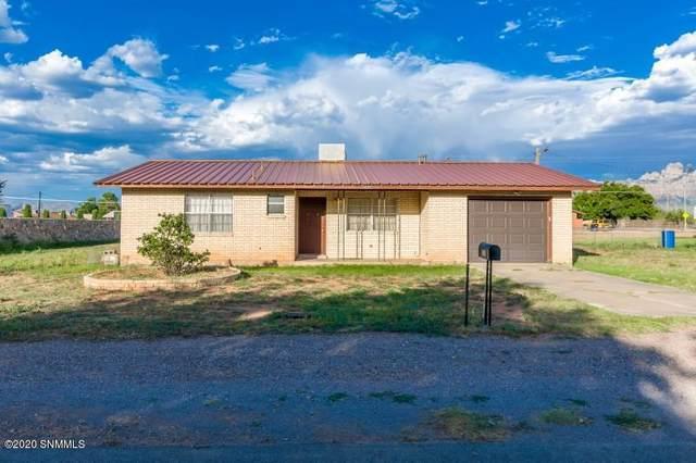5038 Hacienda Avenue, Las Cruces, NM 88011 (MLS #2002254) :: Agave Real Estate Group