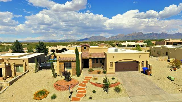4252 Lyra Court, Las Cruces, NM 88011 (MLS #2002259) :: Better Homes and Gardens Real Estate - Steinborn & Associates