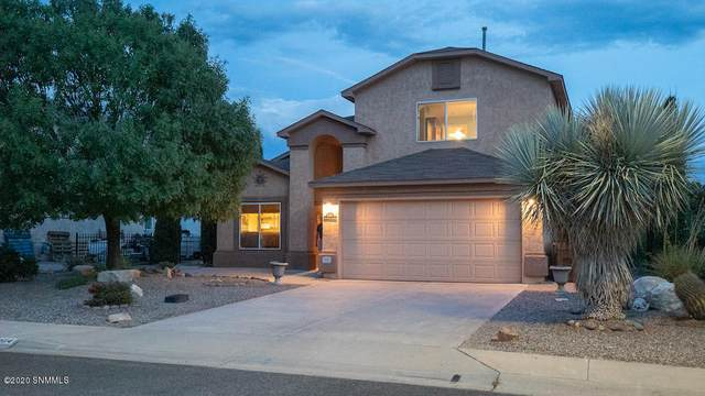 6114 Blue Mountain Drive, Las Cruces, NM 88012 (MLS #2002263) :: Agave Real Estate Group