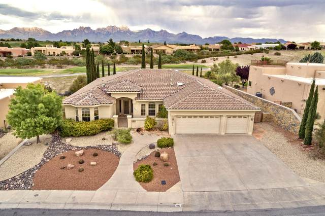 1972 Lone Tree Lane, Las Cruces, NM 88011 (MLS #2002274) :: Agave Real Estate Group